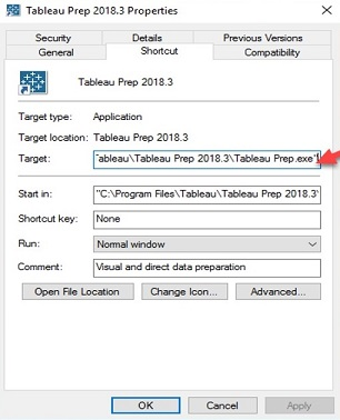 Tableau Prep Cannot Connect To Tableau Online When Proxy Is Configured Tableau Software