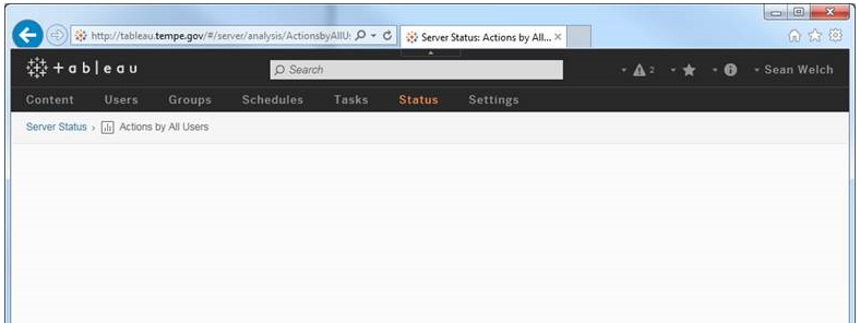 Superb Blank Views On Tableau Server Installed On A Vm Tableau Download Free Architecture Designs Scobabritishbridgeorg